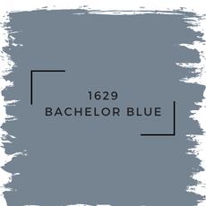 Benjamin Moore 1629 Bachelor Blue