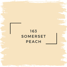 Benjamin Moore 163 Somerset Peach