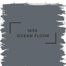 Benjamin Moore 1630  Ocean Floor