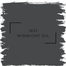 Benjamin Moore 1631 Midnight Oil