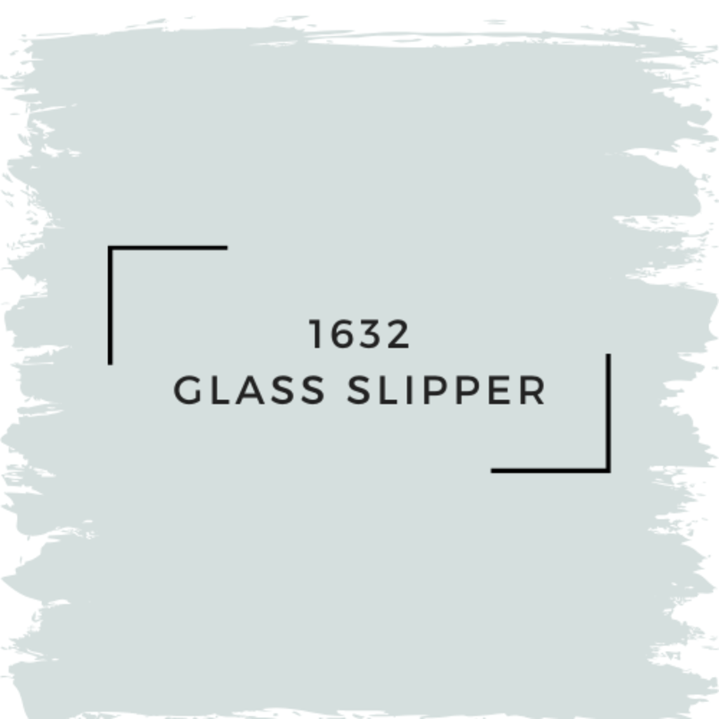 Benjamin Moore 1632 Glass Slipper