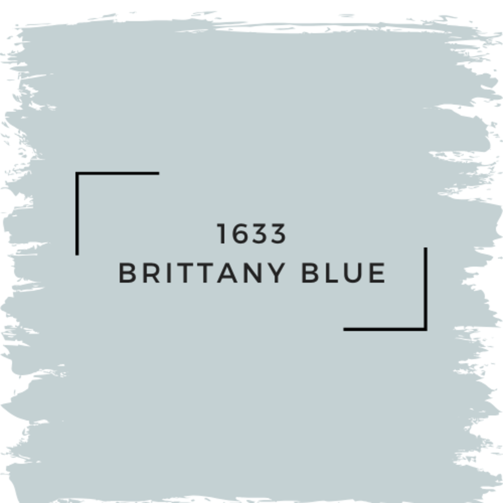 Benjamin Moore 1633 Brittany Blue