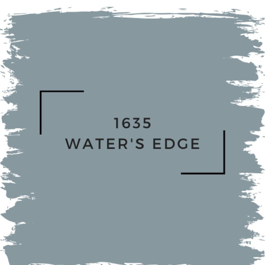 Benjamin Moore 1635 Water's Edge