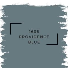 Benjamin Moore 1636 Providence Blue