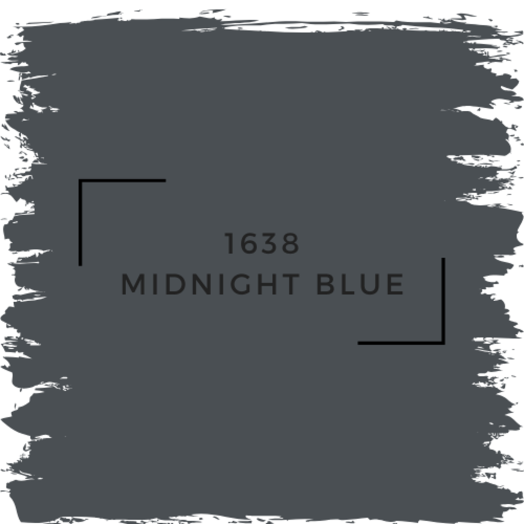 Benjamin Moore 1638 Midnight Blue