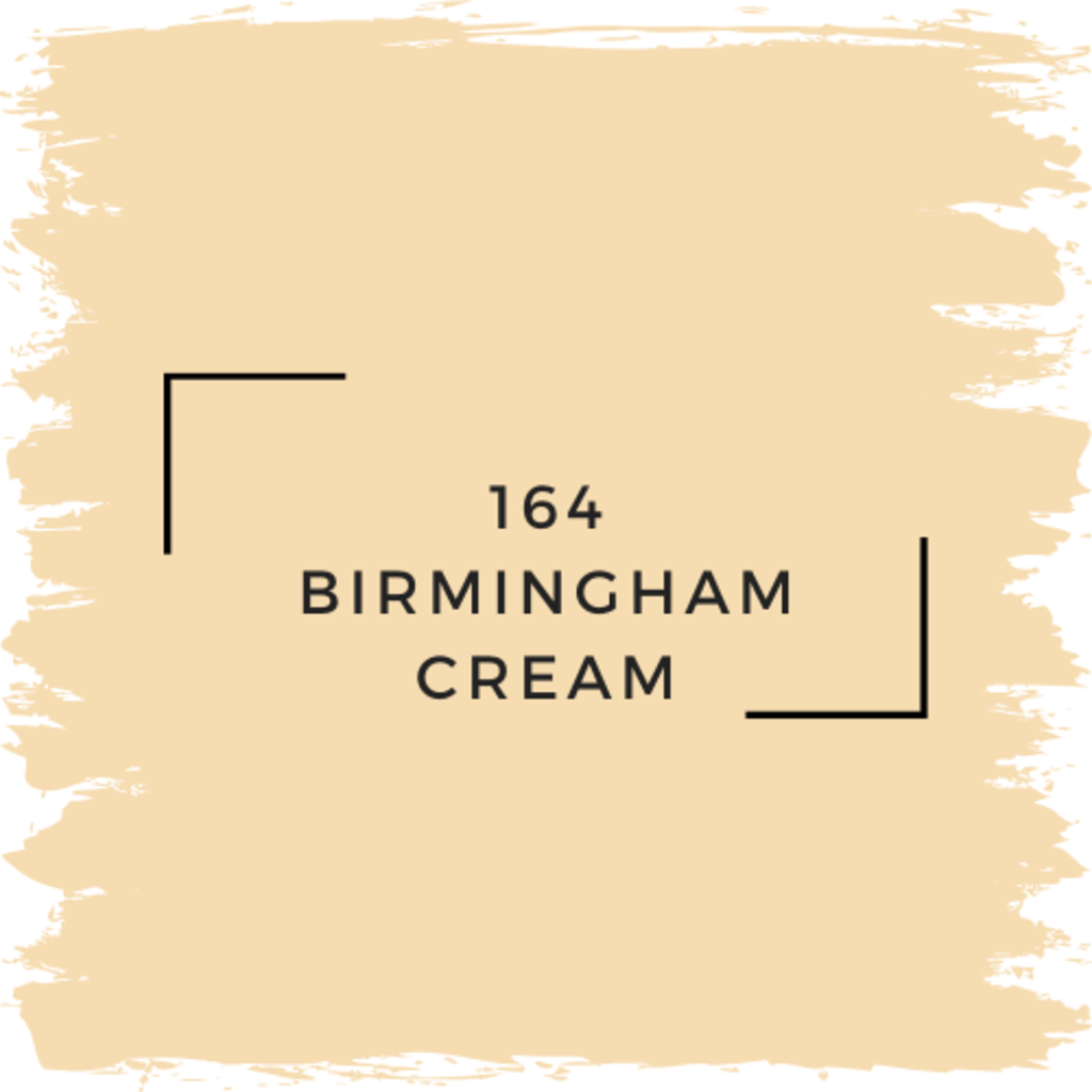 Benjamin Moore 164 Birmingham Cream