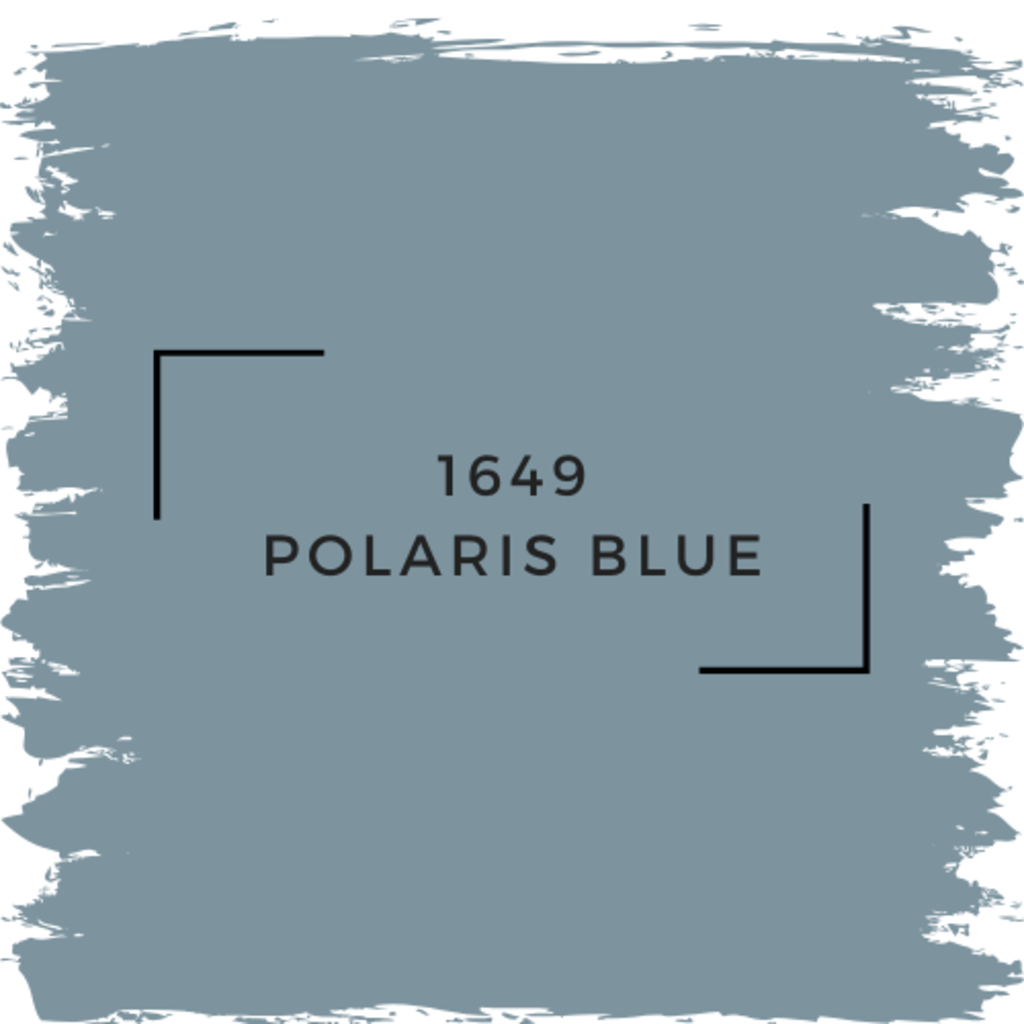 Benjamin Moore 1649 Polaris Blue
