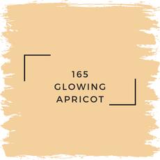 Benjamin Moore 165 Glowing Apricot