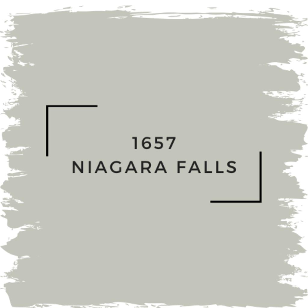 Benjamin Moore 1657 Niagara Falls
