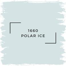 Benjamin Moore 1660 Polar Ice