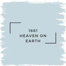 Benjamin Moore 1661 Heaven On Earth