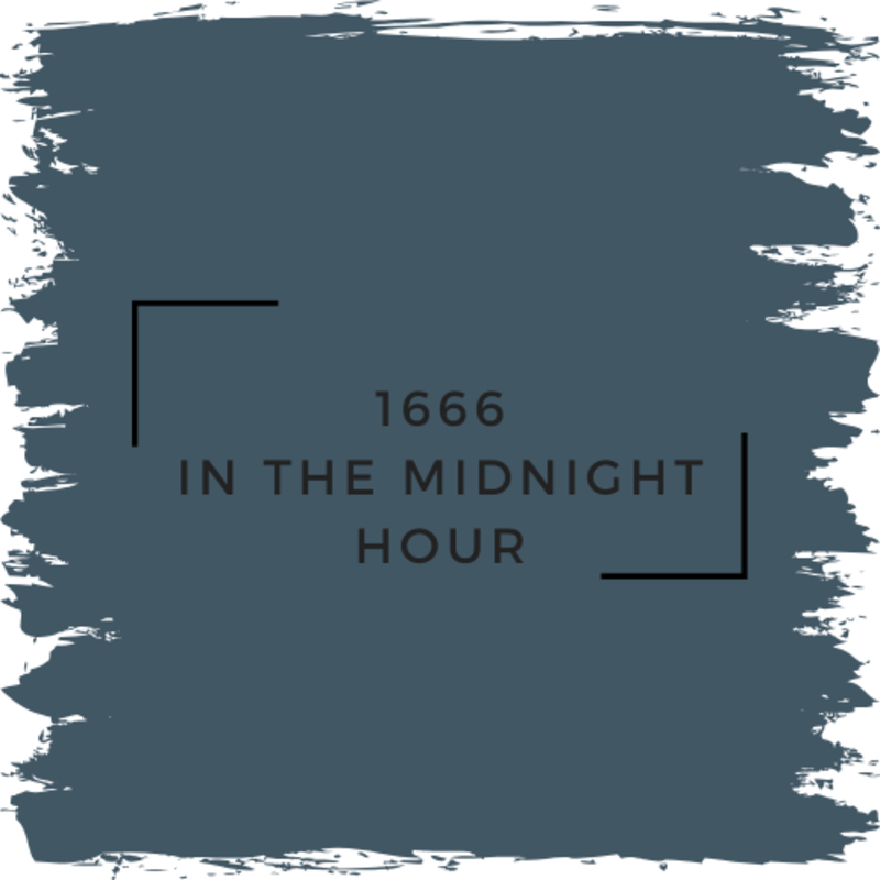 Benjamin Moore 1666 In The Midnight Hour
