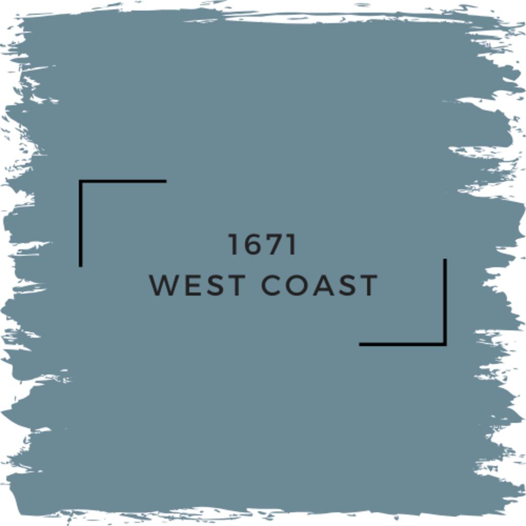 Benjamin Moore 1671 West Coast