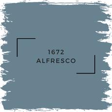 Benjamin Moore 1672 Alfresco