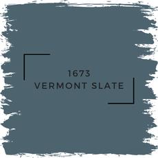 Benjamin Moore 1673 Vermont Slate