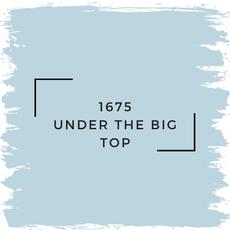 Benjamin Moore 1675 Under The Big Top