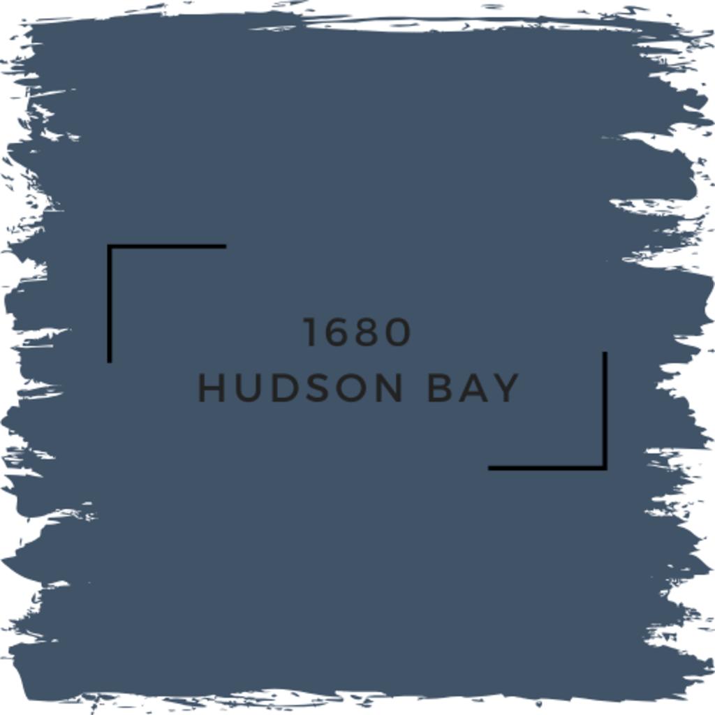Benjamin Moore 1680 Hudson Bay