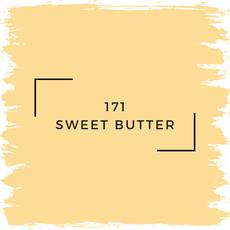 Benjamin Moore 171 Sweet Butter