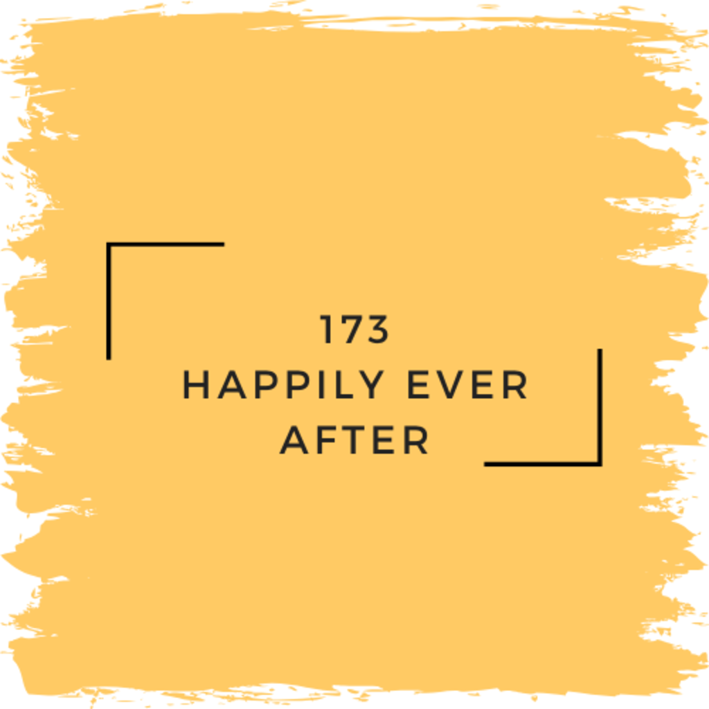Benjamin Moore 173 Happily Ever After
