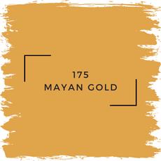 Benjamin Moore 175 Mayan Gold