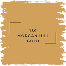 Benjamin Moore 189 Morgan Hill Gold