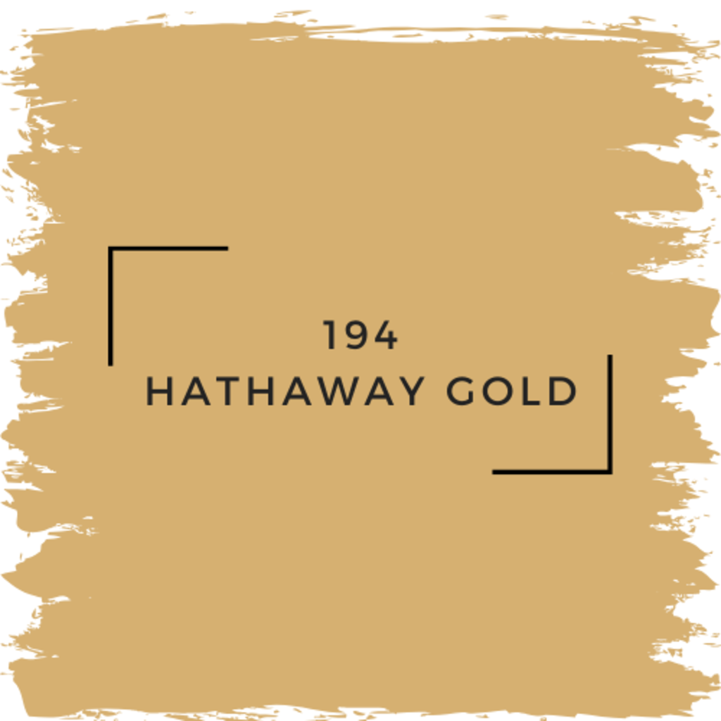 Benjamin Moore 194 Hathaway Gold