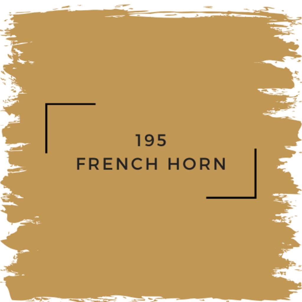Benjamin Moore 195 French Horn