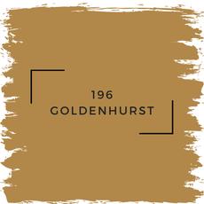 Benjamin Moore 196 Goldenhurst