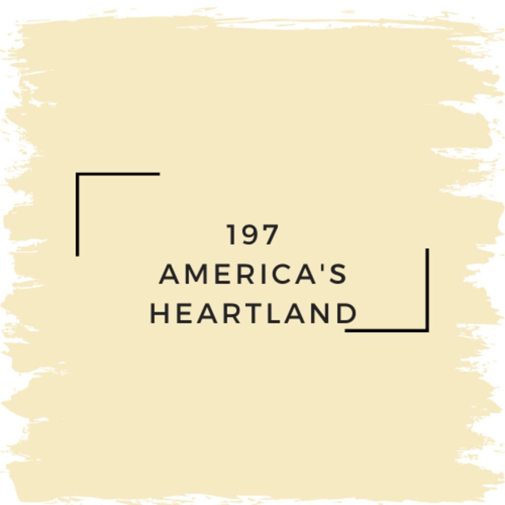 Benjamin Moore 197 America's Heartland