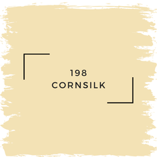 Benjamin Moore 198 Cornsilk