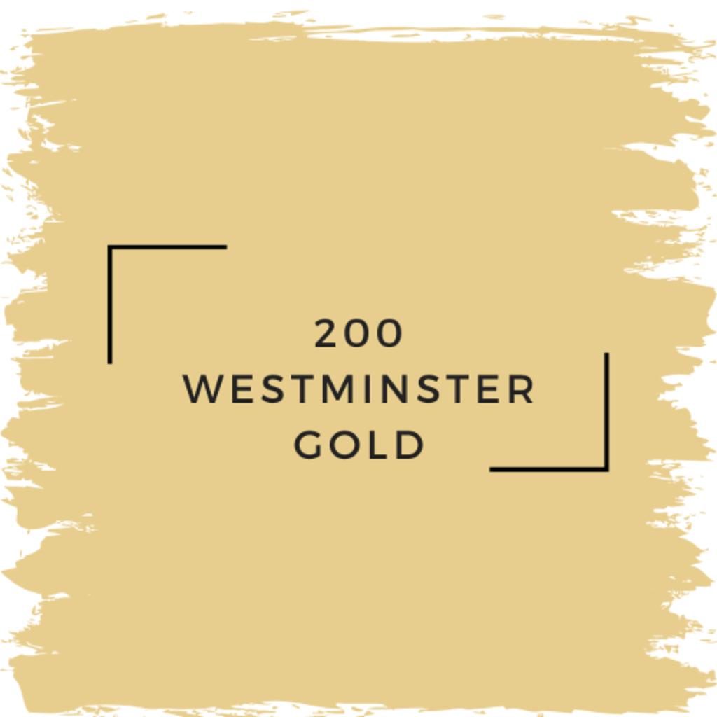 Benjamin Moore 200 Westminster Gold