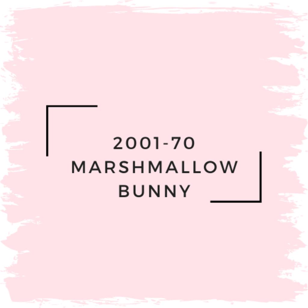 Benjamin Moore 2001-70 Marshmallow Bunny