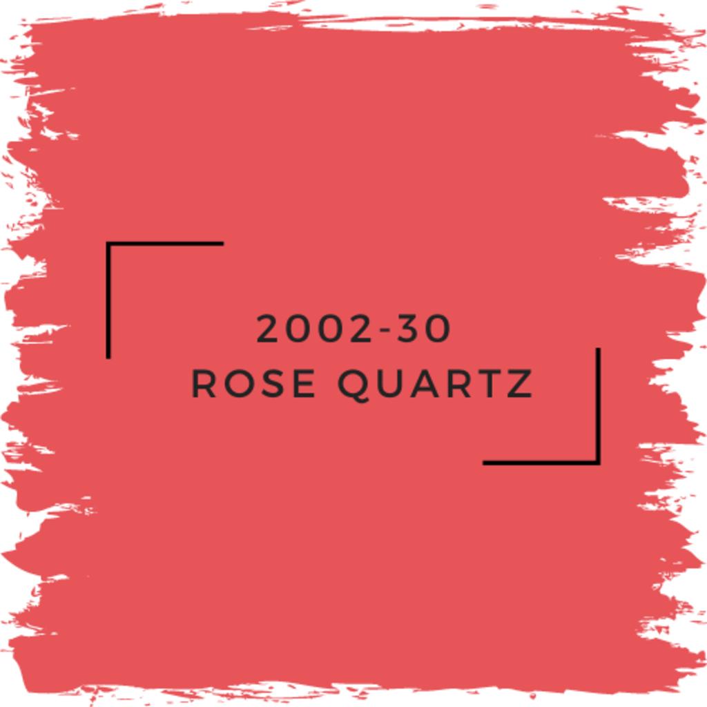 Benjamin Moore 2002-30  Rose Quartz