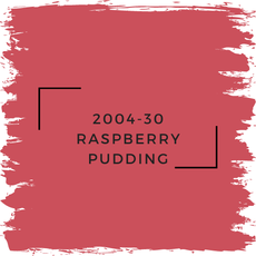 Benjamin Moore 2004-30 Raspberry Pudding