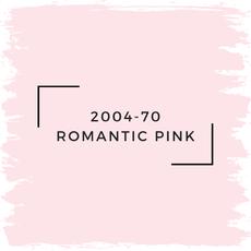 Benjamin Moore 2004-70 Romantic Pink