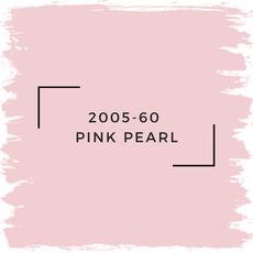 Benjamin Moore 2005-60  Pink Pearl