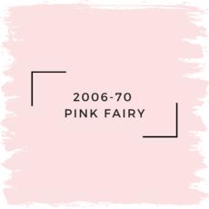 Benjamin Moore 2006-70  Pink Fairy