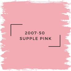 Benjamin Moore 2007-50  Supple Pink