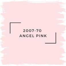 Benjamin Moore 2007-70  Angel Pink
