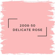 Benjamin Moore 2008-50 Delicate Rose