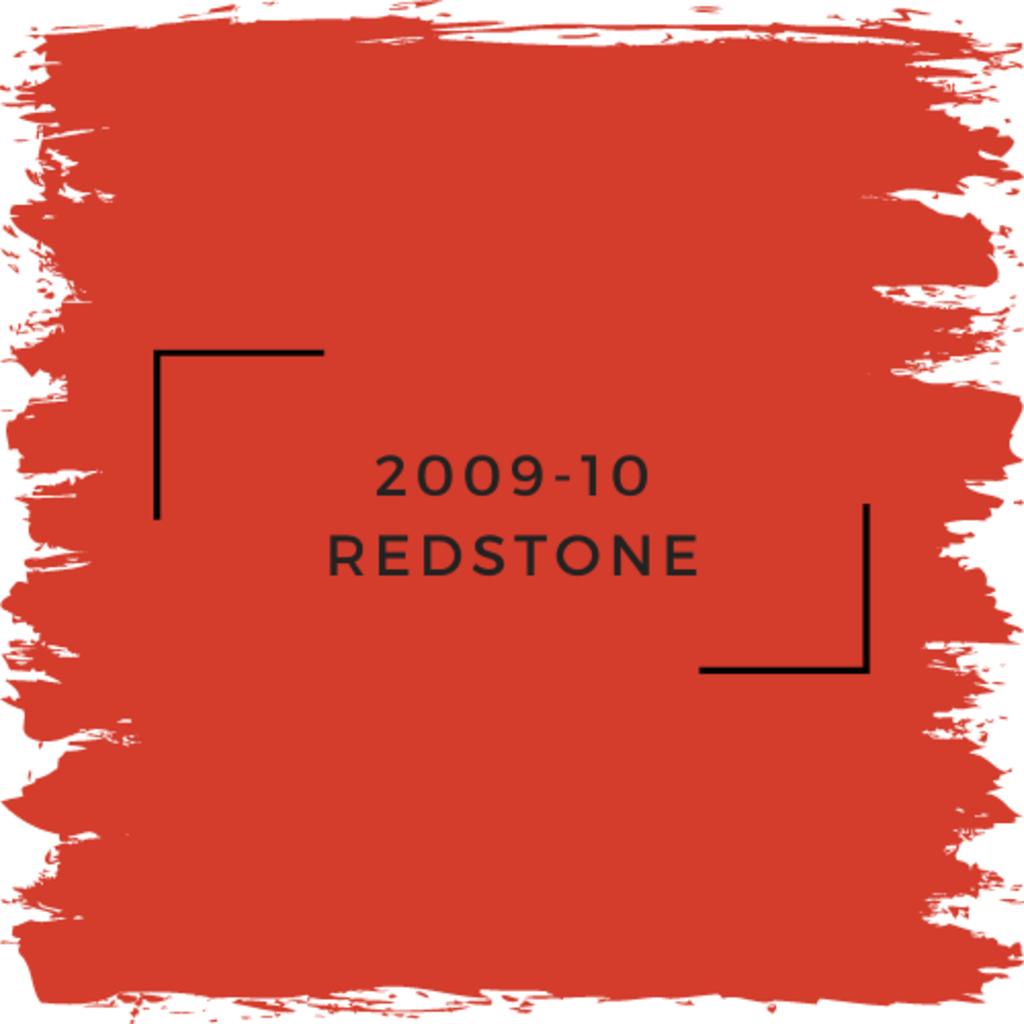 Benjamin Moore 2009-10 Redstone