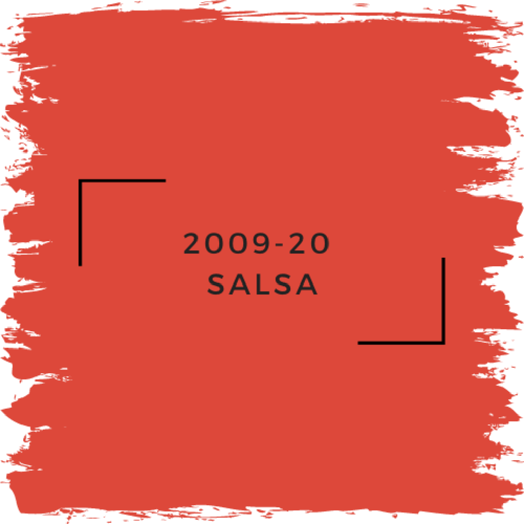 Benjamin Moore 2009-20  Salsa
