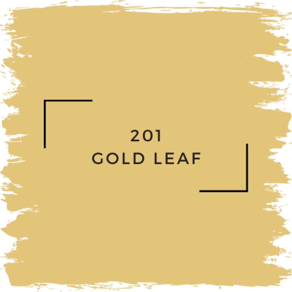 Benjamin Moore 201 Gold Leaf