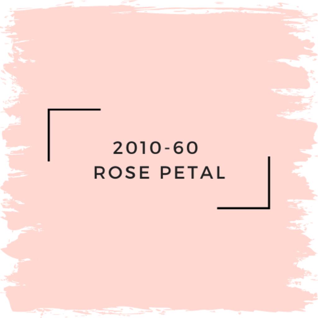 Benjamin Moore 2010-60  Rose Petal