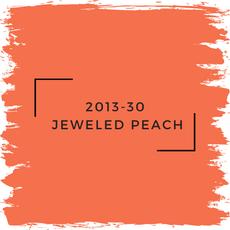 Benjamin Moore 2013-30  Jeweled Peach