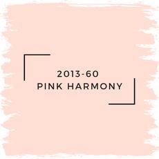 Benjamin Moore 2013-60  Pink Harmony