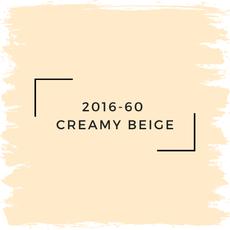 Benjamin Moore 2016-60  Creamy Beige