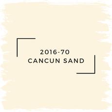 Benjamin Moore 2016-70  Cancun Sand