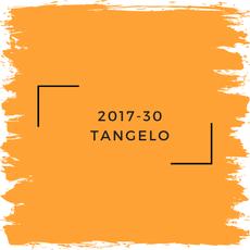 Benjamin Moore 2017-30 Tangelo