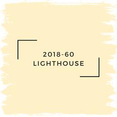 Benjamin Moore 2018-60 Lighthouse